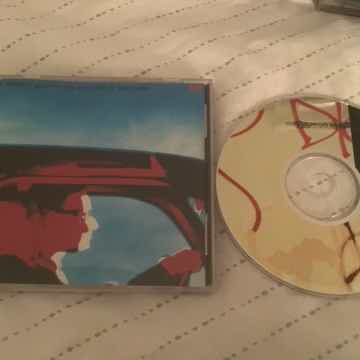 U2 Compact Disc EP Who's Gonna Ride Your Wild Horses