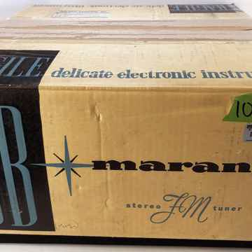 Marantz 10B Tube Tuner - NOS - New Old Stock - SUPER Ra...