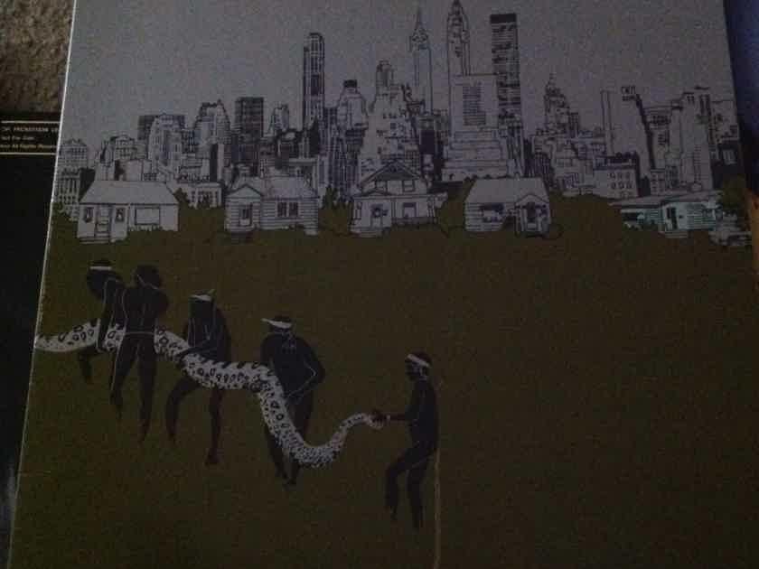 Joni Mitchell - The Hissing Of Summer Lawns Asylum Records Gatefold Cover Vinyl LP NM