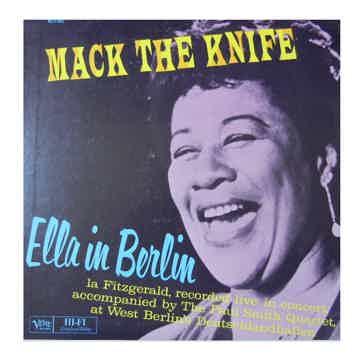 ''MACK THE KNIFE'' Live in Berlin