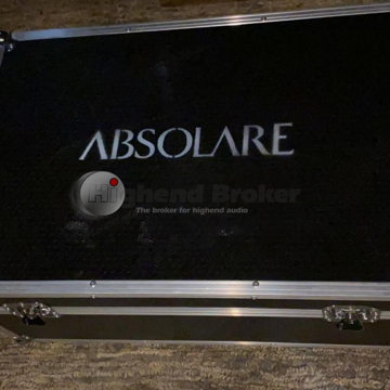 Absolare Hybrid Stereo Amplifier Signature