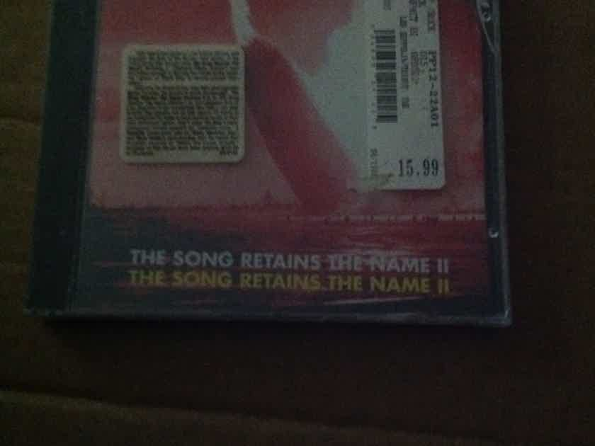 Various - The Song Retains The Name II Led Zeppelin Tribute Compact Disc  Still Sealed