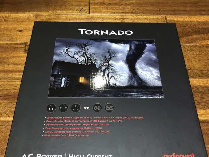 AudioQuest Tornado 20A  2m, 1m  BRAND NEW