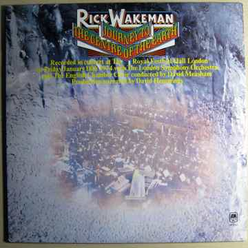 Rick Wakeman - Journey To The Centre Of The Earth - 197...