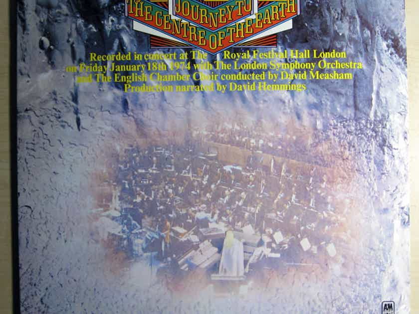 Rick Wakeman - Journey To The Centre Of The Earth - 1974  A&M Records SP 3156