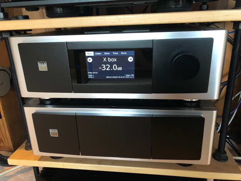 NAD M17-v2 and M27 Combo