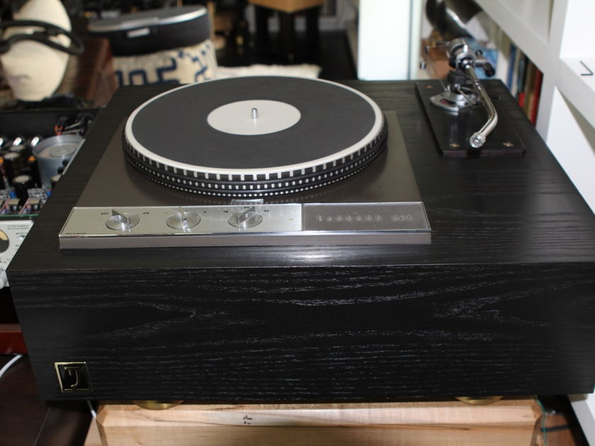Jean Nantais Garrard 401 with SME M2-12R Tonearm in Custom 75lb. Plinth