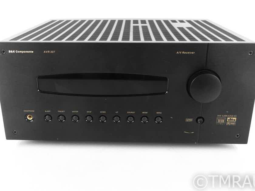 B&K AVR-307 7.1 Channel Home Theater Receiver; AVR-307; AS-IS (Channel Pop) (21226)