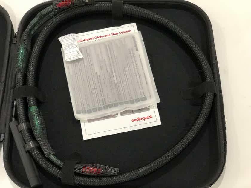 AudioQuest Aspen Speaker Cables - 5ft