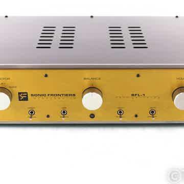 SFL-1 Stereo Tube Preamplifier