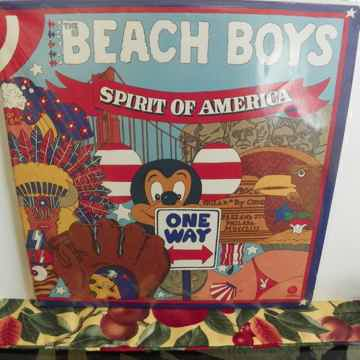 THE BEACH BOYS - SPIRIT OF AMERICA 2 LPS