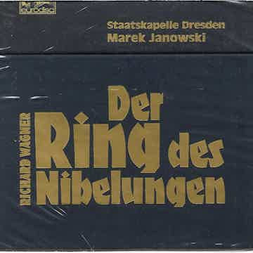 Wagner: The Ring - Janowski Deluxe Anniversary Edition