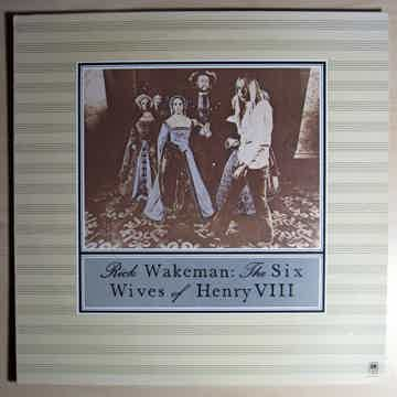 Rick Wakeman - The Six Wives Of Henry VIII - 1984 A&M R...