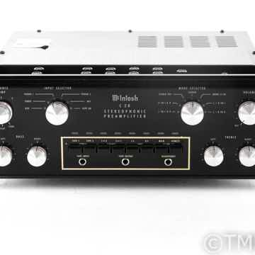 C28 Vintage Stereo Preamplifier