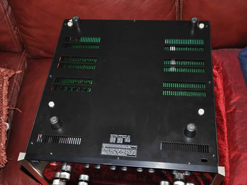 McIntosh MX-135 Balanced Preamp/Processor with Phono preamp