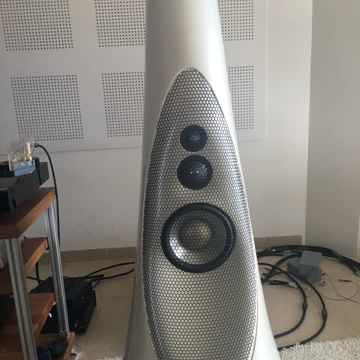 speakers with covers