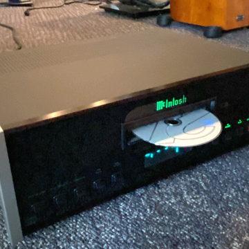 MCD-205 multi Disk & D-100 DAC
