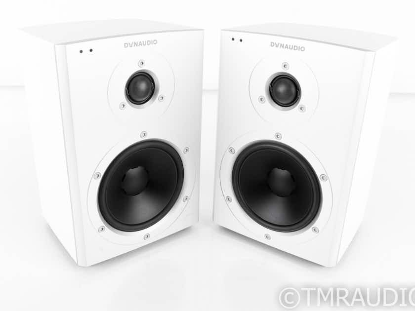 Dynaudio Xeo 2 Powered Wireless Bookshelf Speakers; White Pair; Bluetooth (21878)