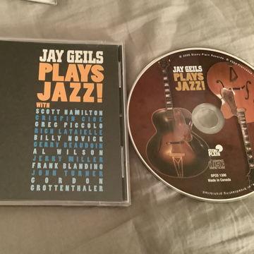 Jay Geils Plays Jazz!