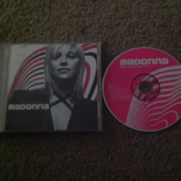 Madonna - Die Another Day Maverick Records Compact Disc EP
