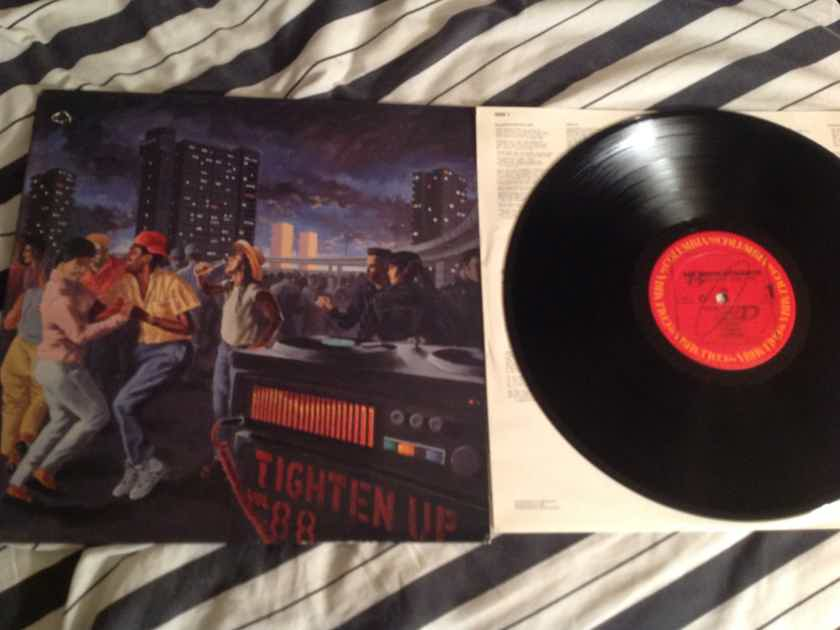 Big Audio Dynamite  Tighten Up Vol. 88 Direct Metal Master 1A/1C Stampers