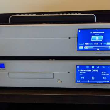 PS Audio PerfectWave DirectStream DSD DAC & Memory Player Bundle