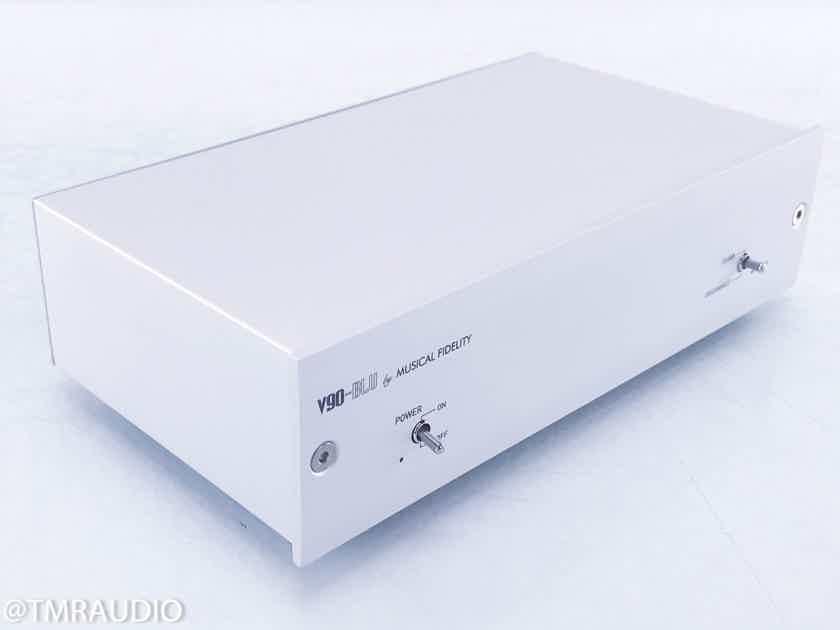 Musical Fidelity V90-Blu Bluetooth Receiver; DAC w/ Audioquest Forest(11202)