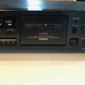 Sony TC-K707ES