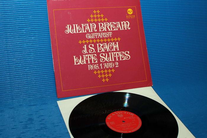 JS BACH / Julian Bream