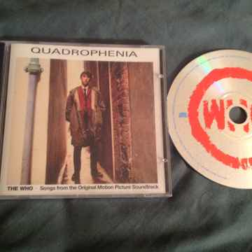 The Who Quadrophenia Movie Soundtrack Polydor Records