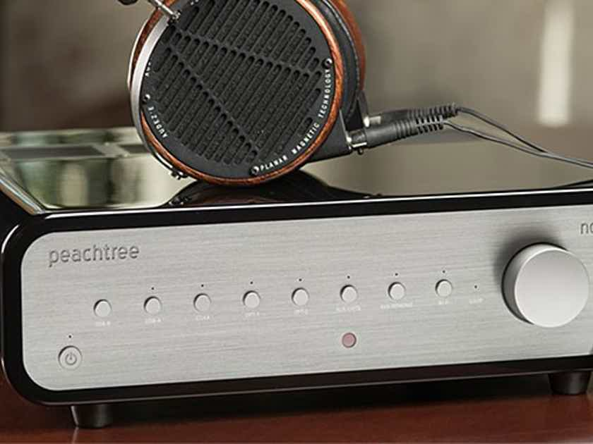 New 300wpc Peachtree Audio Nova 300 Free $849.00 in cables