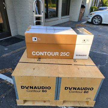 Dynaudio Contour 60 (2016 Version) in HG White