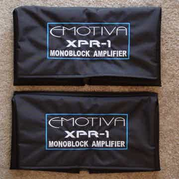 EMOTIVA All models Handmade dust covers for audio equip...
