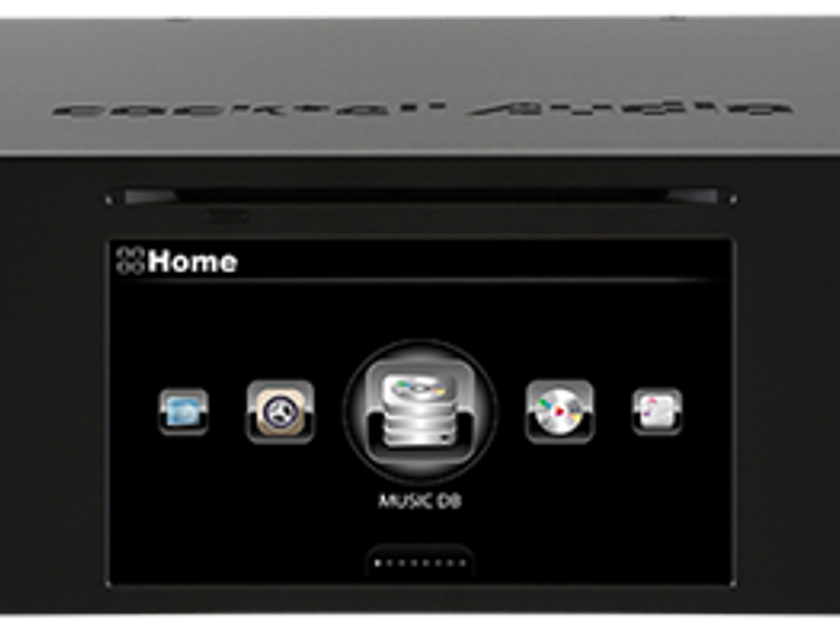 Cocktail Audio X45PRO Brand New Full Warranty Save Over $2500 Insured Shipping Included