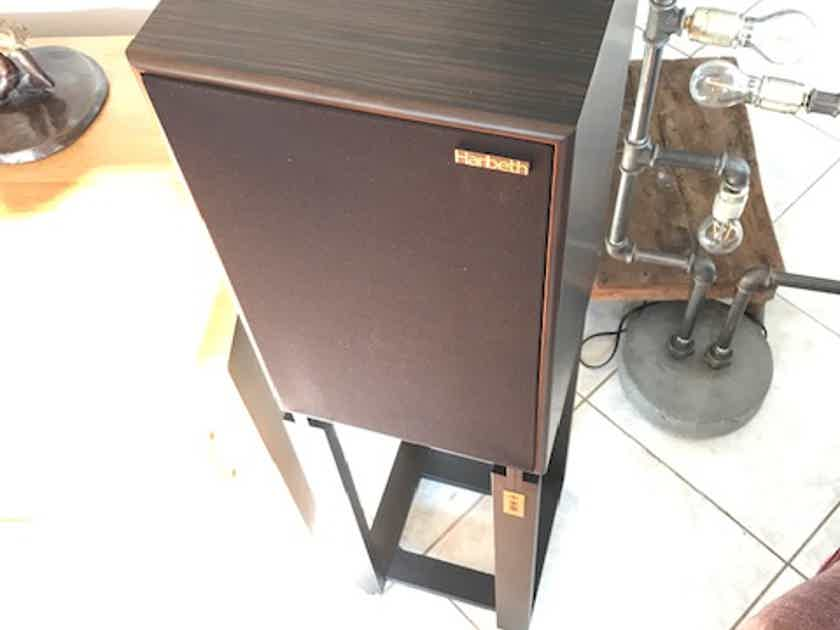 Harbeth Monitor 30.1 or 30 or 30.2 only Tontraeger stands remain (also for LS5/9)