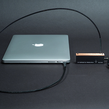 Synergistic Research Grounding Block USB HD Grounding Cable