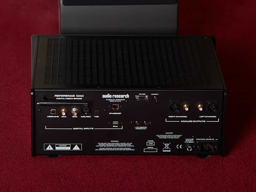 Audio Research Reference DAC Digital Media Bridge - Excellent -