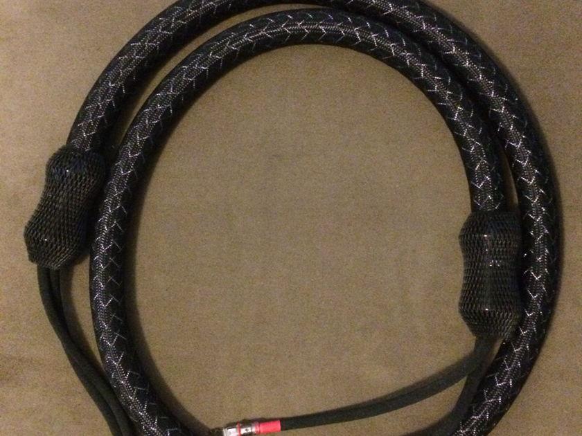 KIMBER KABLE KS 6068 WITH WBT-0661 AG CONNECTORS 8 FEET LENGTH PAIR