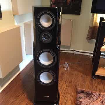 Reference 3k speakers black