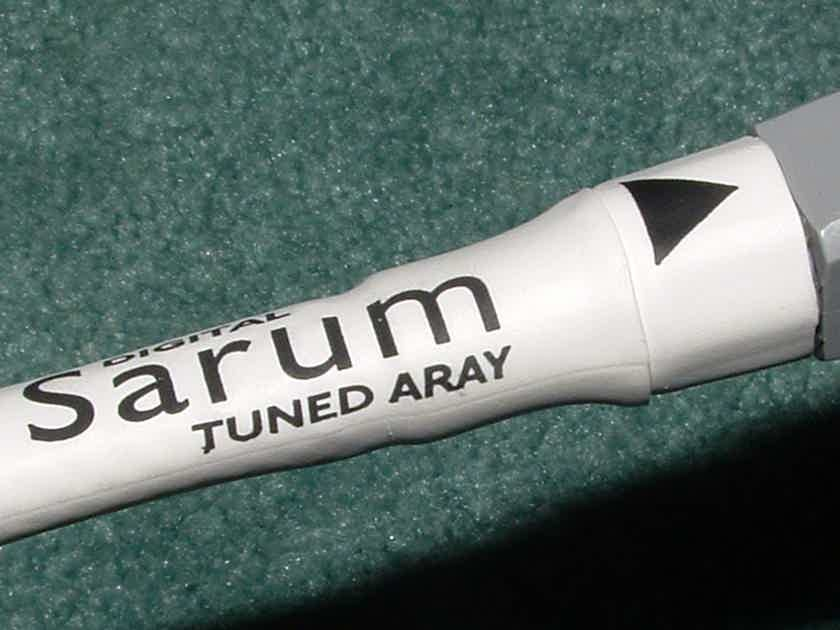 The Chord Company Sarum Tuned Aray 1 meter Ethernet Streaming
