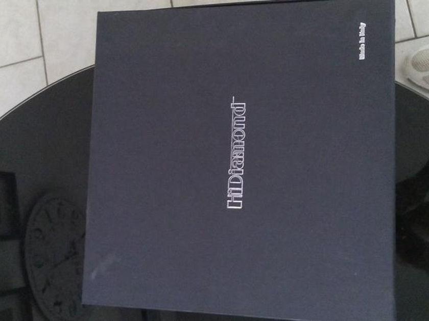 HiDiamond D-08 speaker cables 4m - Mint