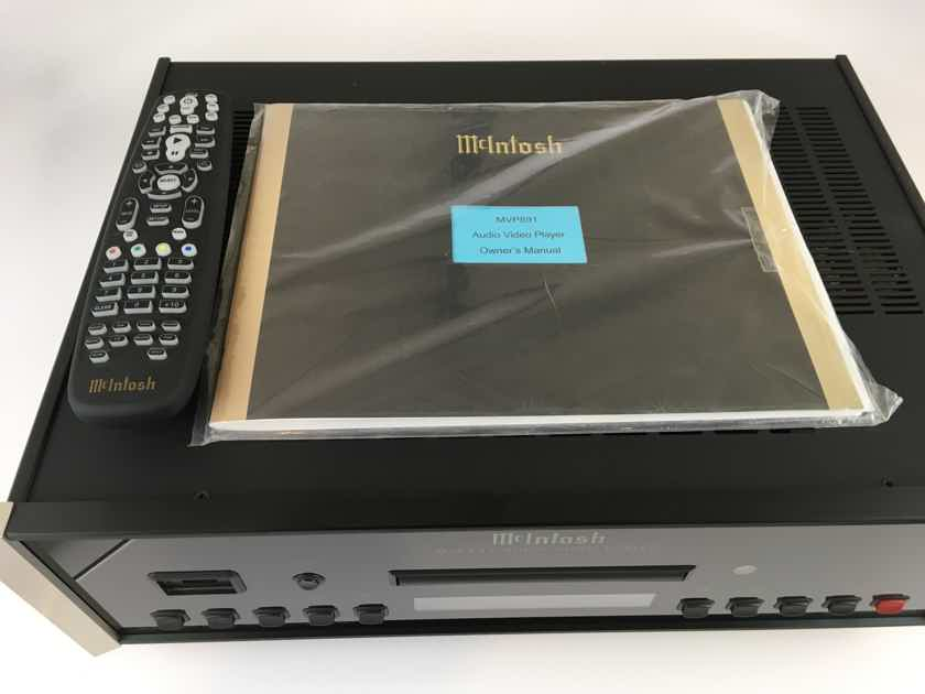McIntosh MVP-891 Blu-Ray Player, Like New