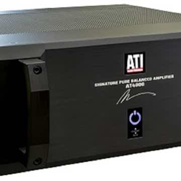 ATI AT4005 200Wx5 Black NEW!