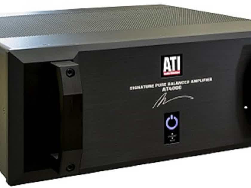 ATI AT4005 Black w/Handles NEW!