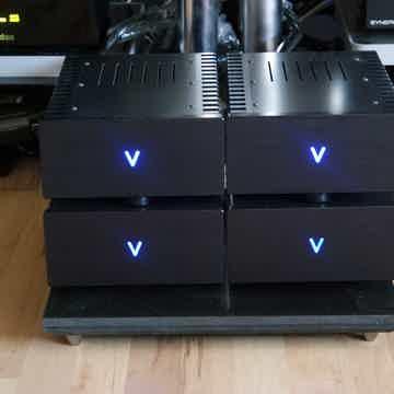 VALVET A4e Class-A mono-blocks in action