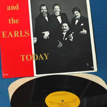"LARRY CHANCE AND THE EARLS   - ""Today"" -  Chance Record..."
