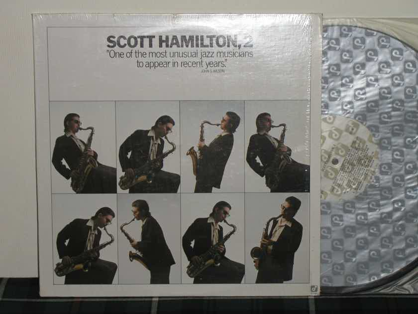 Scott Hamilton - Scott Hamilton,2 Still in shrink Concord (pics)