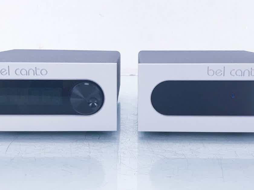 Bel Canto e.One DAC 3.5VB D/A Converter VBS1 Virtual Battery Power Supply (13953)
