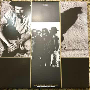 U2 THE JOSHUA TREE SINGLES -- 4 LP