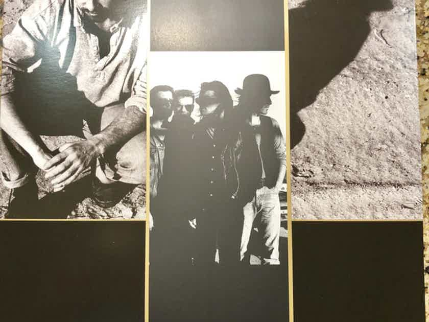 U2 THE JOSHUA TREE SINGLES -- 4 LP